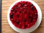 Beerenmix- Torte
